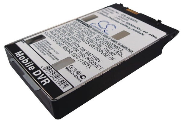 Archos 9, 9 Tablet PC Replacement Battery