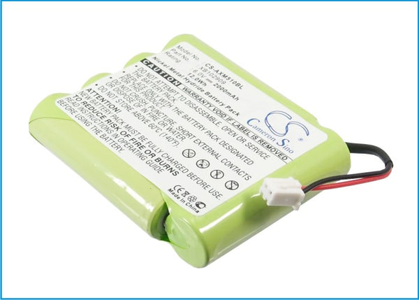 Battery for VeriFone 3W, M5, M8, Magic 3, Magic 3 M8, Magic X1000