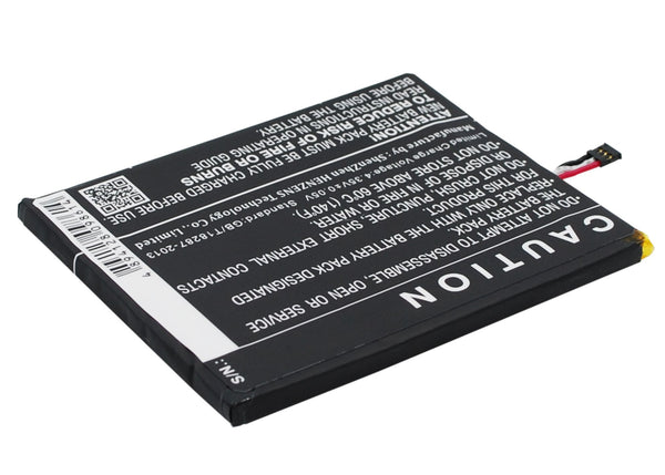 Battery for AUX i7 Air, V950+