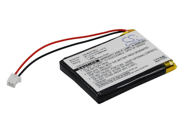 Battery for iDect M1, M2, X2, X2d, X2di, X2i