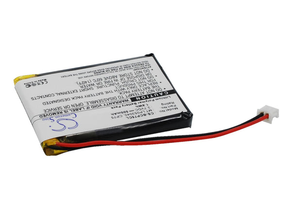 Battery for Uniross CP75