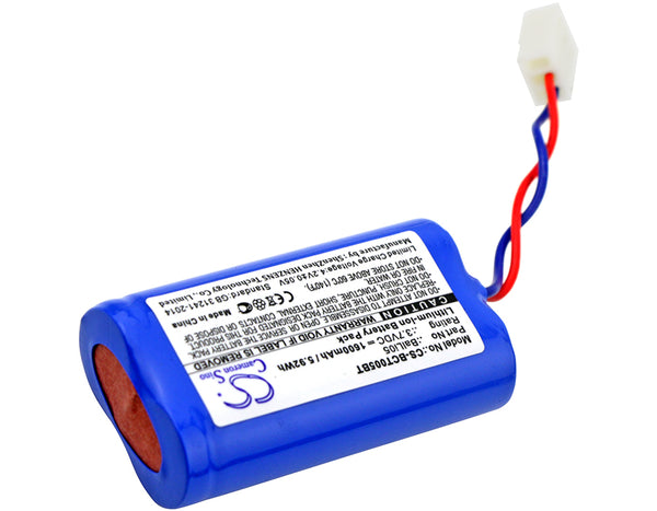 Battery for DAITEM 145-21X Motion detectors outdoor, D14111X, D14114X, D14201X, D14202X, DP8111X, DP8114X, DP8121X