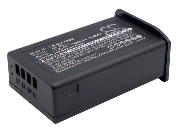 Leica Silver 19800, T, T Digital Camera Replacement Battery