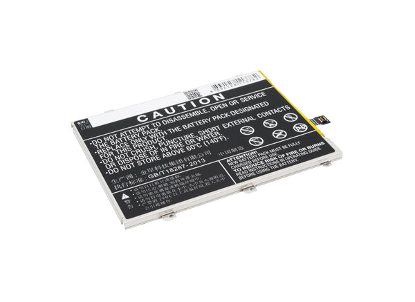 Battery for BBK VIVO Y35L, VIVO Y35L TD-LTE Dual SIM