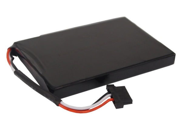 Battery for Becker Ready 50, Traffic Assist Pro Z250 Ferrar, Traffic Assist Z098, Traffic Assist Z101