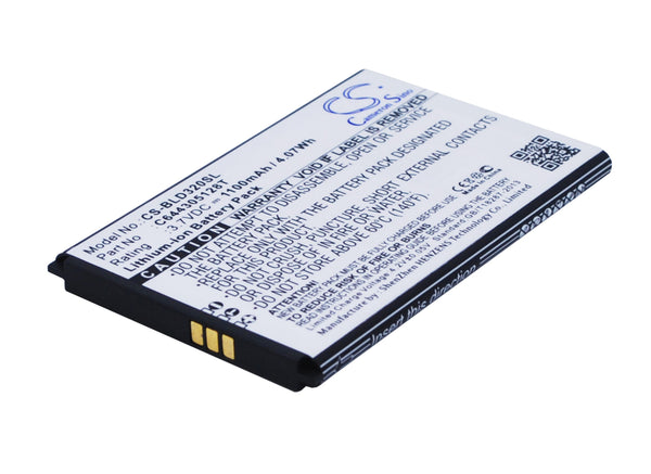 BLU Dash 3.2 Replacement Battery