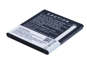 Battery for Karbonn Titanium Wind W4