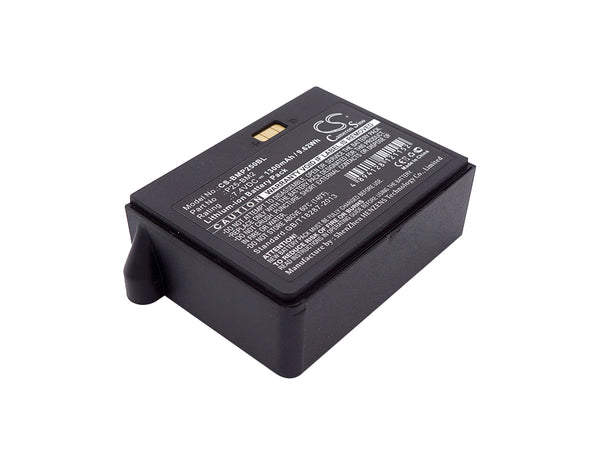 Blue Bamboo P25, P25i, P25i-M, P25M, P25MFI, P25-MFI Replacement Battery