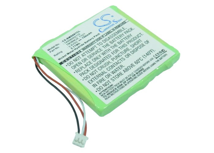 Battery for Bosch MS687