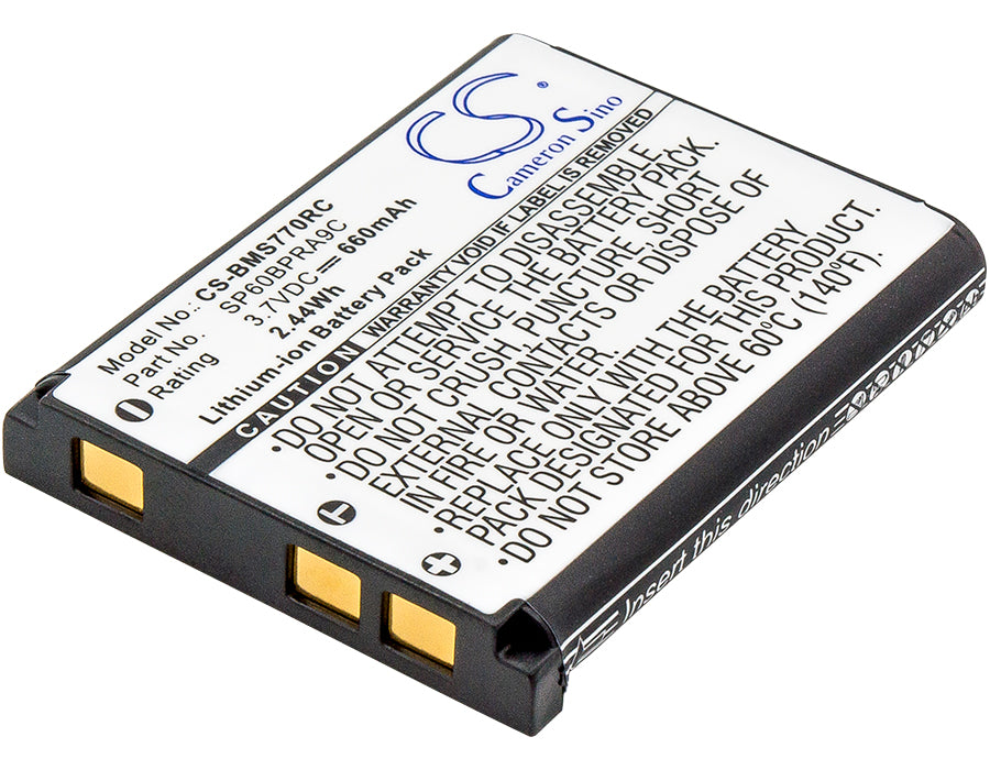 Battery for Sony Bluetooth Laser Mouse, VGP-BMS77