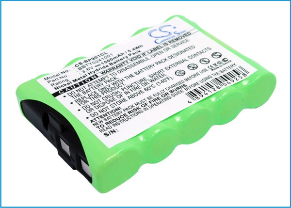 Sanyo 18560, GESPC910 Replacement Battery