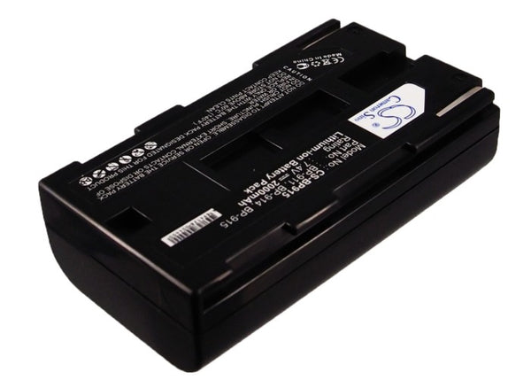 Battery for Riegl Lasermessgerat