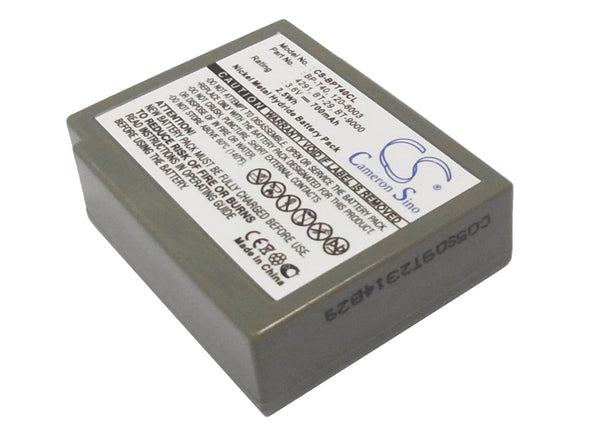 Radio Shack 23-198, 43-8005, 43-8007, 43-8008, SCT-100 Replacement Battery