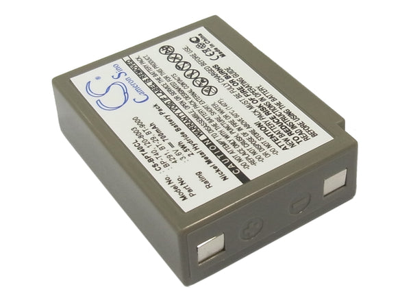 Battery for Privileg BT9000, SL4, SL5