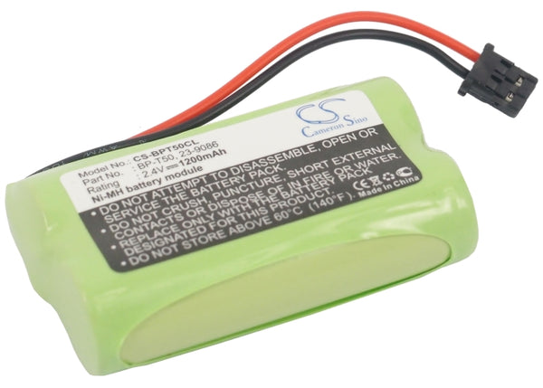 Radio Shack 239086, 9601943, 960-1943, CS90260 Replacement Battery