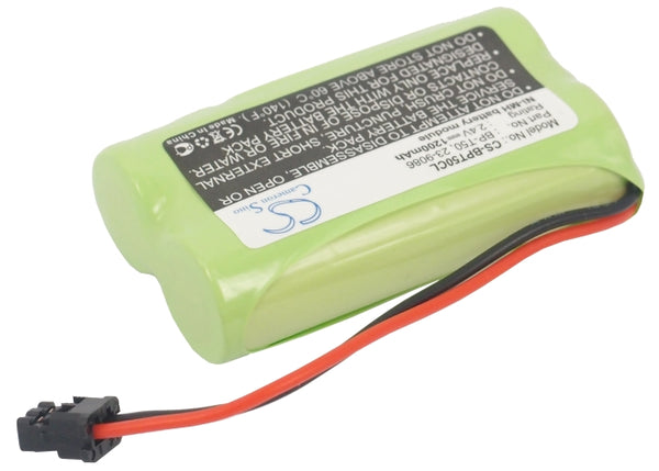 Battery for Radio Shack 239086, 9601943, 960-1943, CS90260