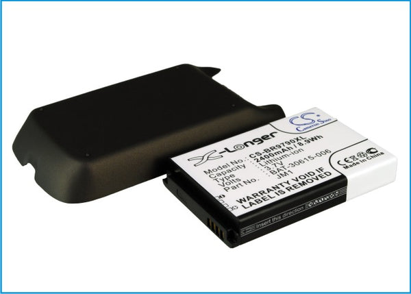 Blackberry Bold 9790 Replacement Battery