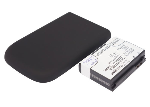 Blackberry Blackberry Torch, Torch 9800 Replacement Battery