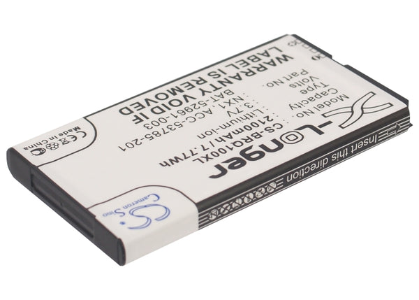 Battery for Blackberry Q10, Q10 LTE, Q10 LTE SQN100-1, Q10 LTE SQN100-3, Q10 LTE SQN100-5, RFN81UW