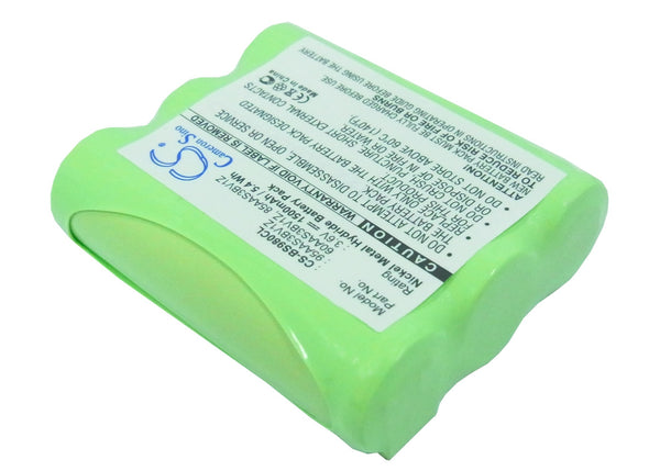 Battery for Cidco 102794-01, 104212-01, 60AAS3B1Z, 60AAS3B2, 60AAS3BV1Z, 60AAS3BZ,728900019062, 72890-001-9602