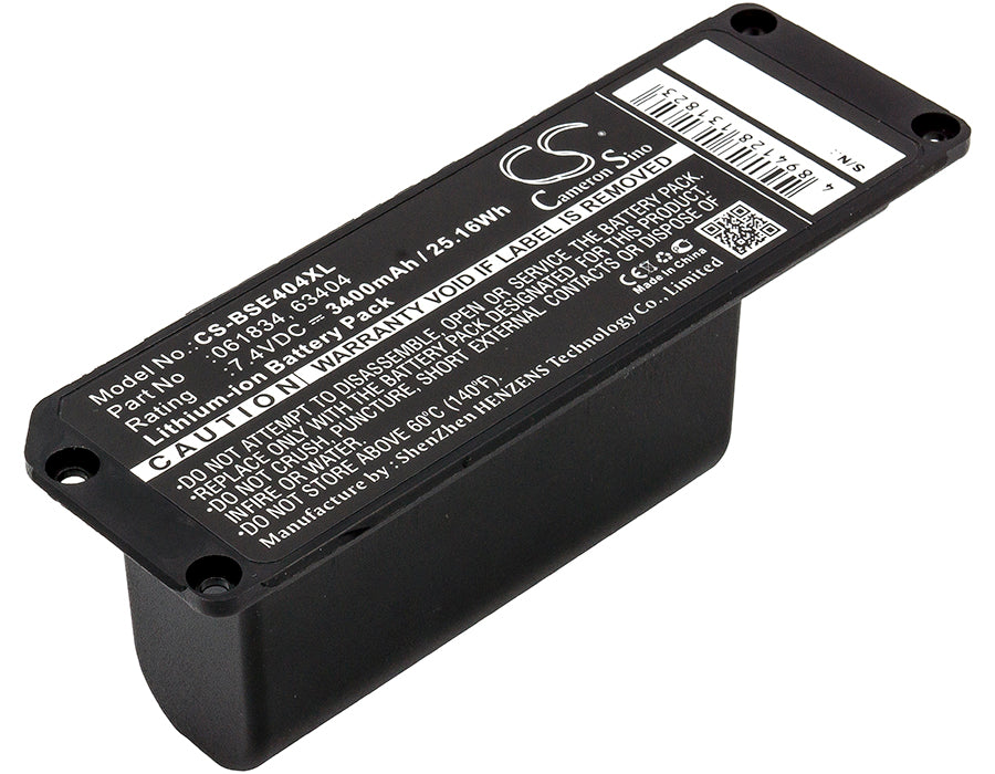 Battery for Bose Soundlink Mini (3400mAh)