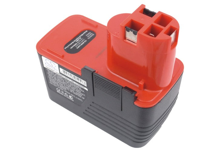Battery for Bosch 2 607 335 210, 2 607 335 252, 2 610 995 883,26156801, 26156801 14.4 Volt, BAT015 (3000mAh)