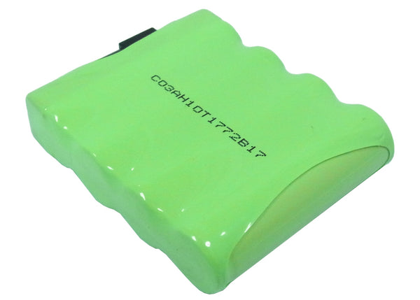 Battery for Telefunken CA6, CC4, CC5, CC6, CS4, CS5, CS6