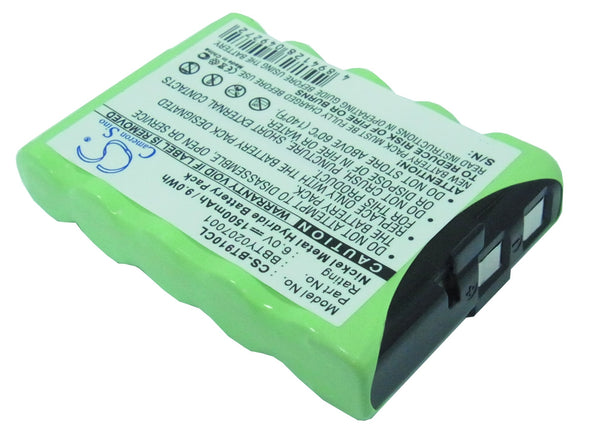 Battery for AT&T 24896, 84020, STB-910