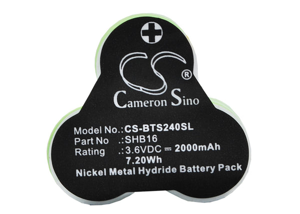 Remington HC-352 Replacement Battery