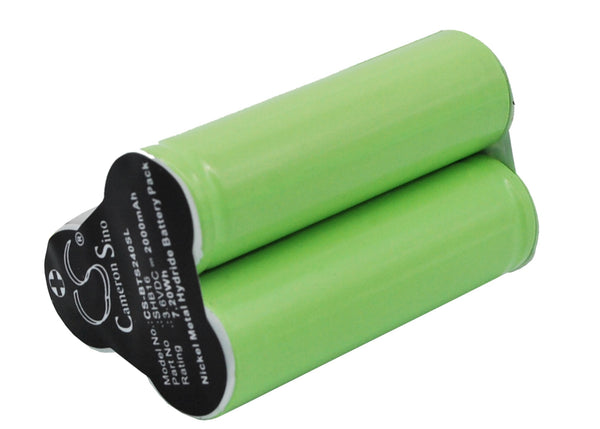 Battery for Babyliss T24B, T24C, T24D