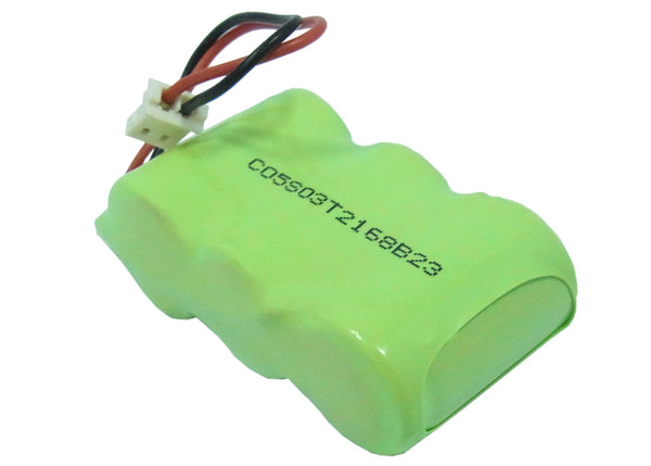 Battery for Chatter Box 100AFH 2/3A, CBFRS BATT, HJC FRS, HJC-FRS, KA9HJC-FRS