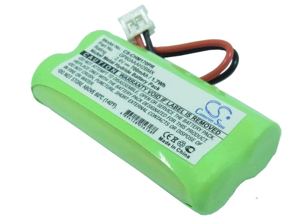 CrystalCall HME5170A, HME5170A-LTK Replacement Battery