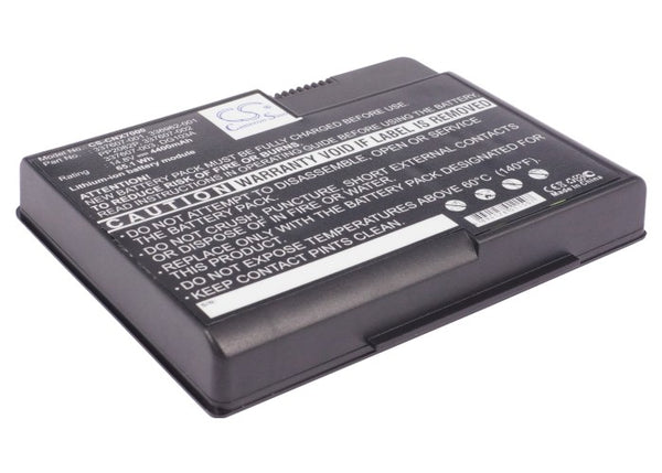 HP Pavilion ZT3000, Pavilion ZT3000-DL811AV, Pavilion ZT3000-DL812AV, Pavilion ZT3000-DL813AV Replacement Battery