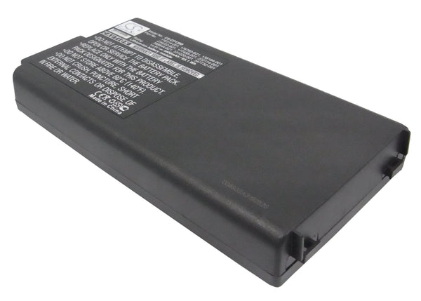 Compaq Presario 1200, Presario 1200AN, Presario 1200AP, Presario 1200AP-470011-846 Replacement Battery