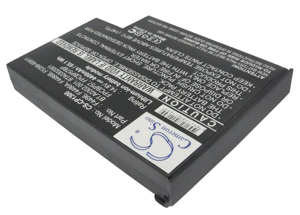 Battery for Gateway Solo 1400, Solo 1450
