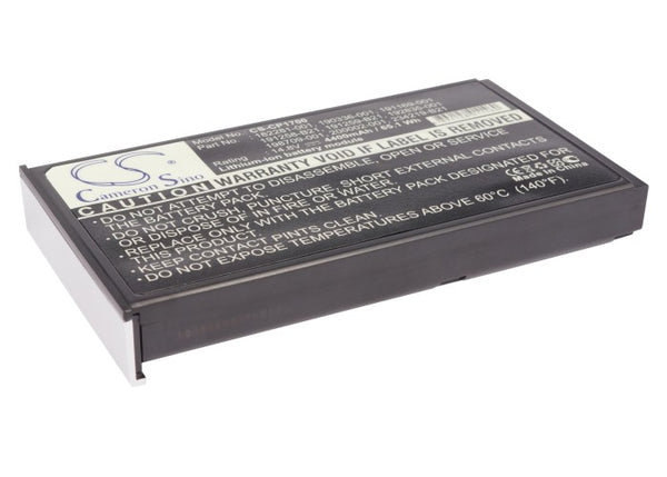 Compaq EVO N100, Evo N1000C, Evo N1000C-272641-B21, Evo N1000C-273929-B21, Evo N1000C-292265-999 Replacement Battery