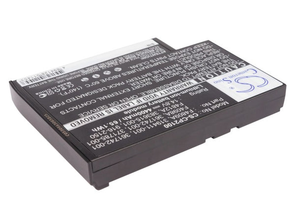 Battery for HP Business Notebook N1050v Series, NX9000 Series, NX9005 Series