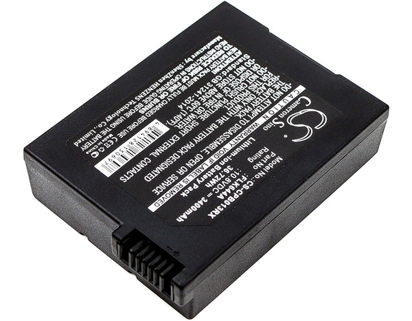 Battery for CISCO DPQ3212, DPQ3925 (3400mAh)