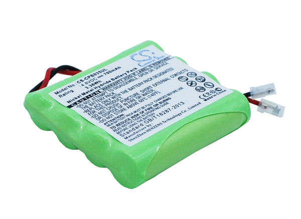Universal Rechargeable Battery Pack of AAA x 4