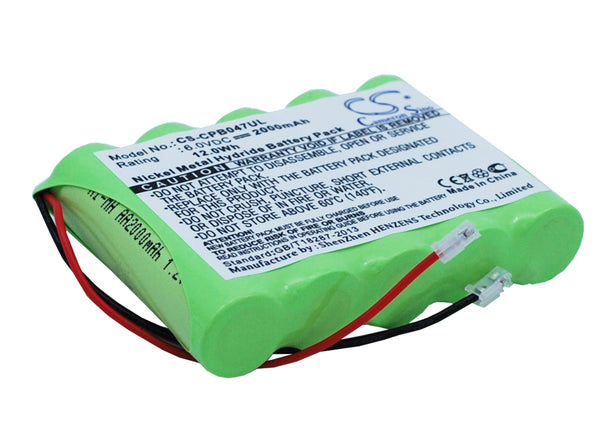 Universal Rechargeable Battery Pack of AA x 5