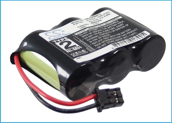 Battery for TELE-PHONE TEL5000, TEL5050, TEL6000, TEL6050, TEL7000