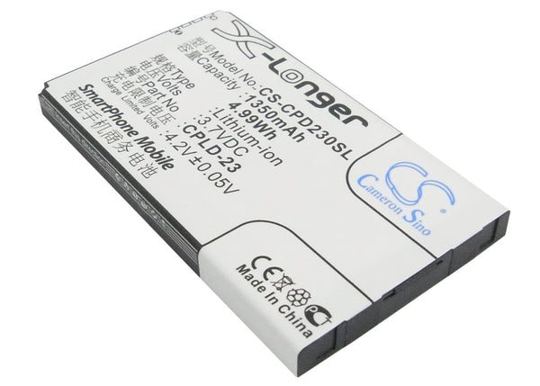 Coolpad 8688 Replacement Battery