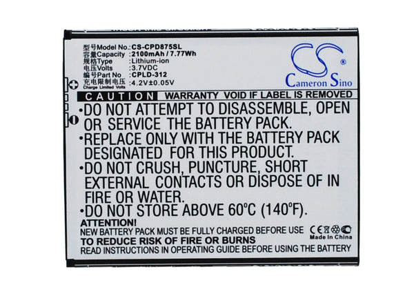 Micromax yureka Replacement Battery