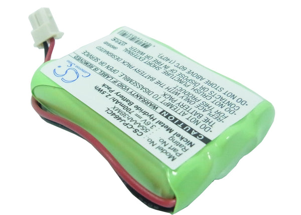 Battery for Fisher J2457, J2458, M6163, M7949