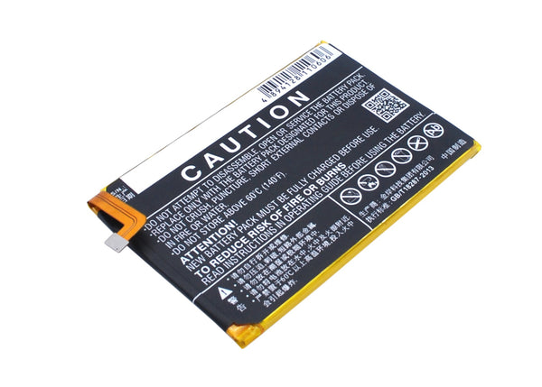 Battery for Coolpad Modena, T2-00, T2-C01, T2-W01, Y81, Y90