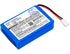 CTMS Eurodetector Replacement Battery