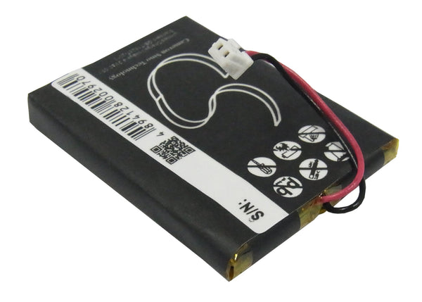 Battery for Creative V, V Plus, Zen V, DAP-FL0040