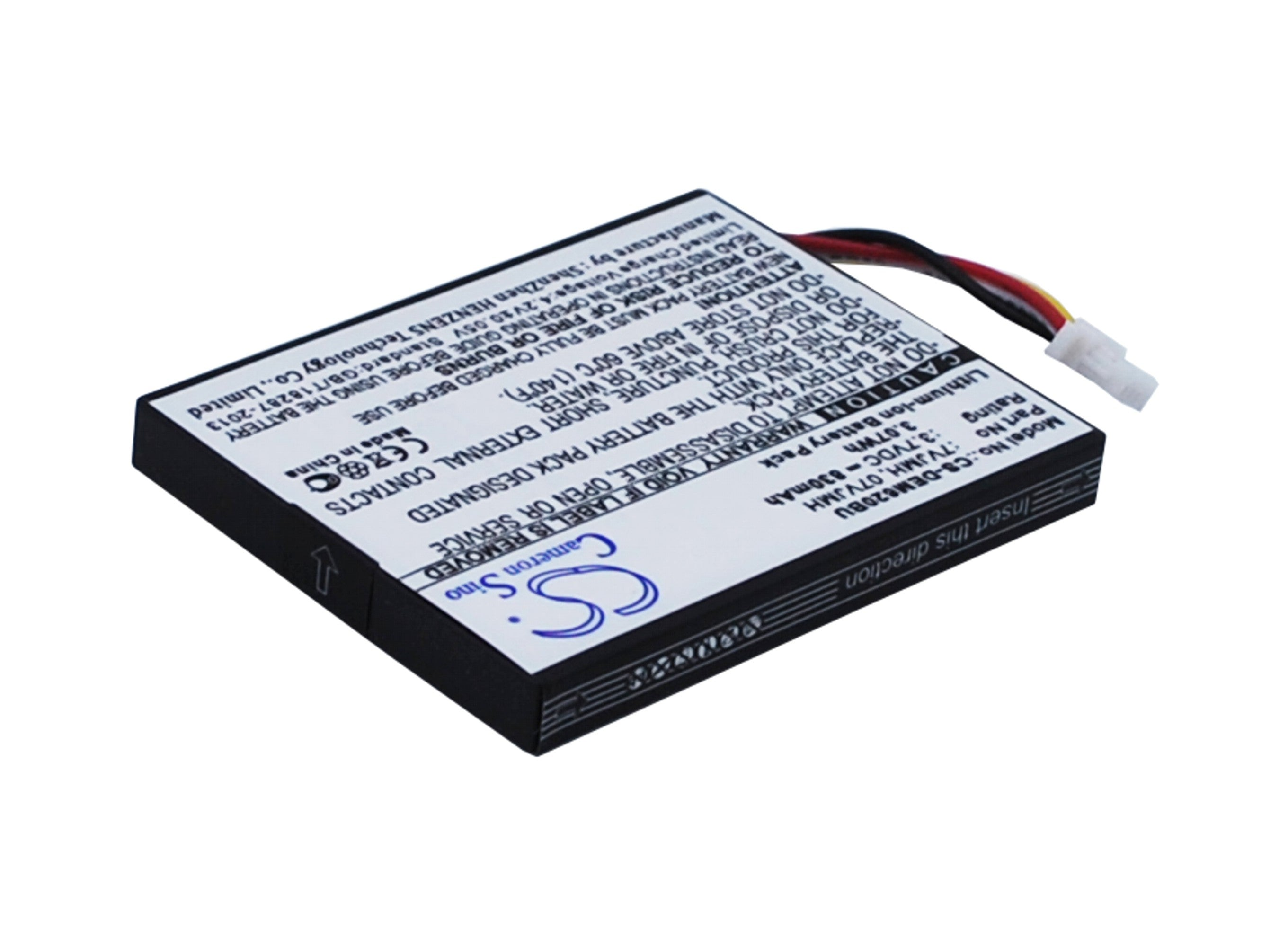 Battery for DELL PERC H710, PERC H710P, PERC H810, PowerEdge M620, Pow