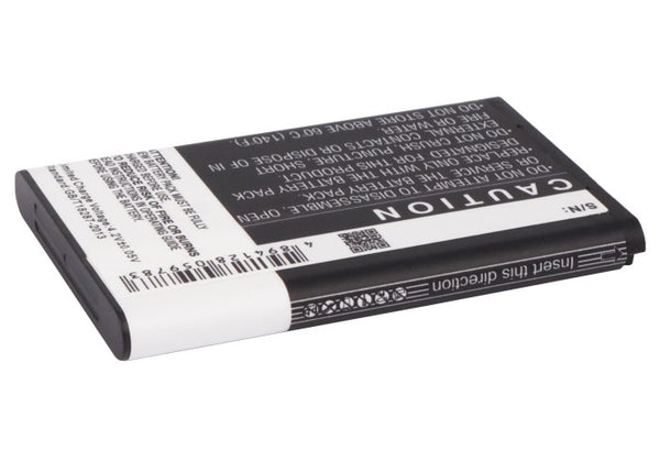 Battery for Spice C5300, M6464, QT-52, S3636