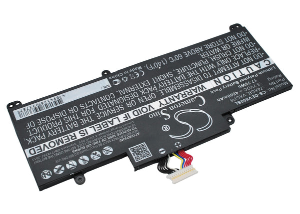 Battery for DELL Venue 8 Pro, T01D, T10D-5830